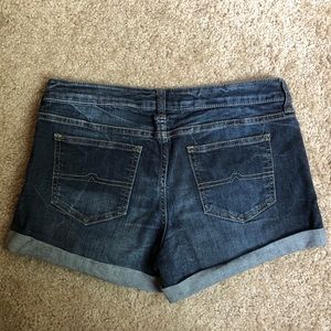 Arizona Jean Company Shorts - Dark Wash Rolled Hem Arizona Jean Shorts Size 5